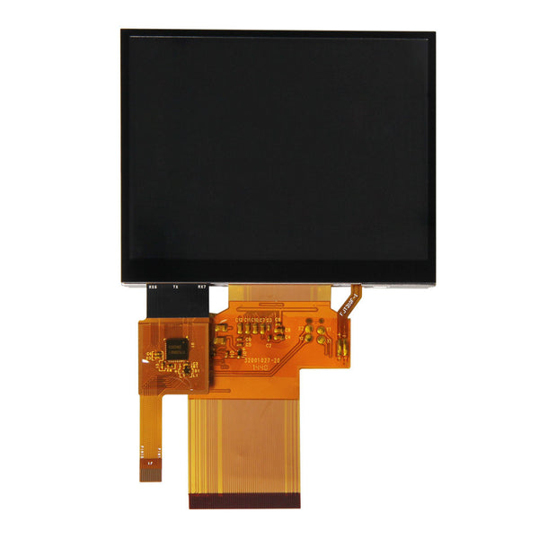 "3.5"" 320x240 TFT LCD Display Panel With Capacitive Touch - RGB"