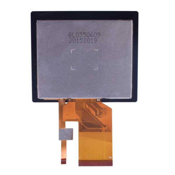 "3.5"" 320x240 TFT LCD Display Panel with Capacitive Touch - SPI, RGB"