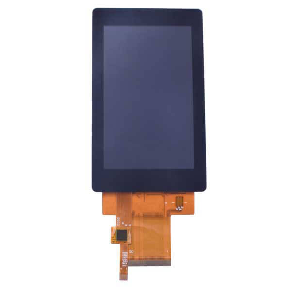 "4.0"" IPS 480x800 TFT LCD Display Panel with Capacitive Touch - SPI, RGB"