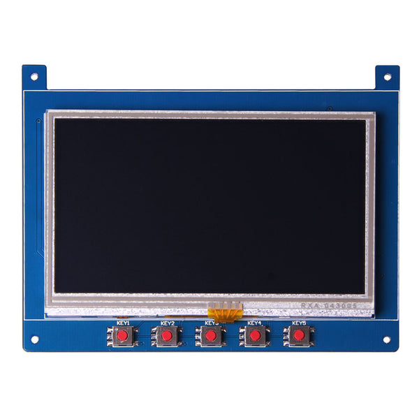 "4.3"" 480x272 Display Shield With Resistive Touch For Arduino And mbed - SPI"