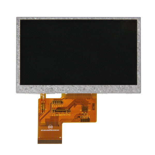 "4.3"" 480x272 TFT LCD Display Panel - RGB"