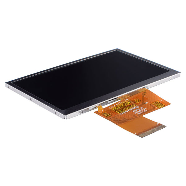 "4.3""  IPS 480X272 High Brightness TFT Display Panel –RGB"