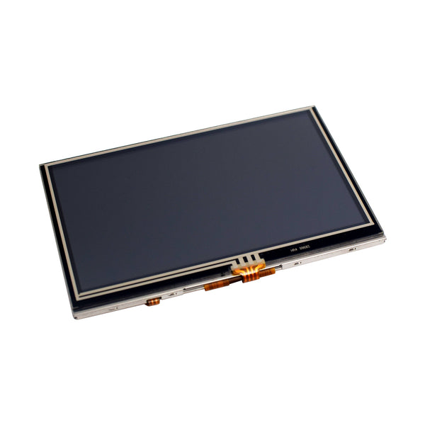 "4.3""  IPS 480X272 High Brightness TFT Display Panel With Resistive Topuch–RGB"