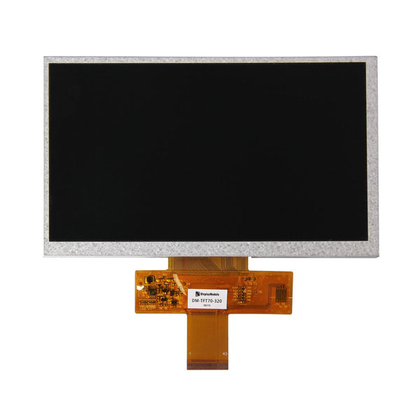 "7.0"" 800x480 TFT LCD Display Panel - RGB"