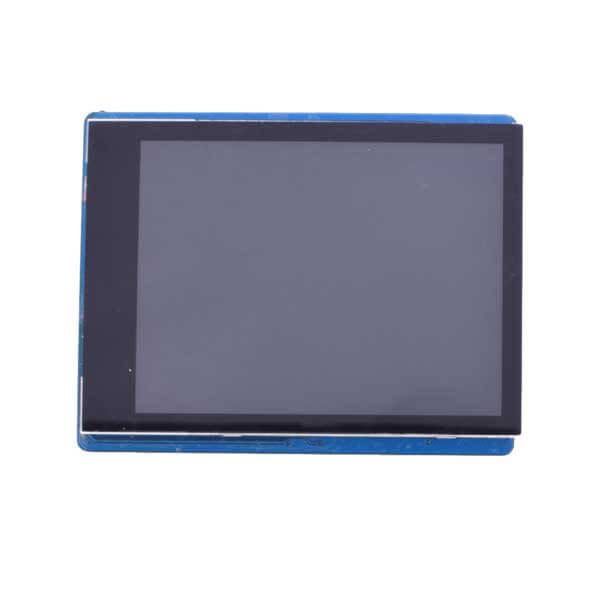"2.8"" 240x320 TFT LCD Display Module With Capacitive Touch For Arduino And mbed - SPI, 4MB Flash"