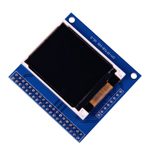 "1.8"" 128x160 TFT LCD Display Module For Arduino And mbed - SPI"