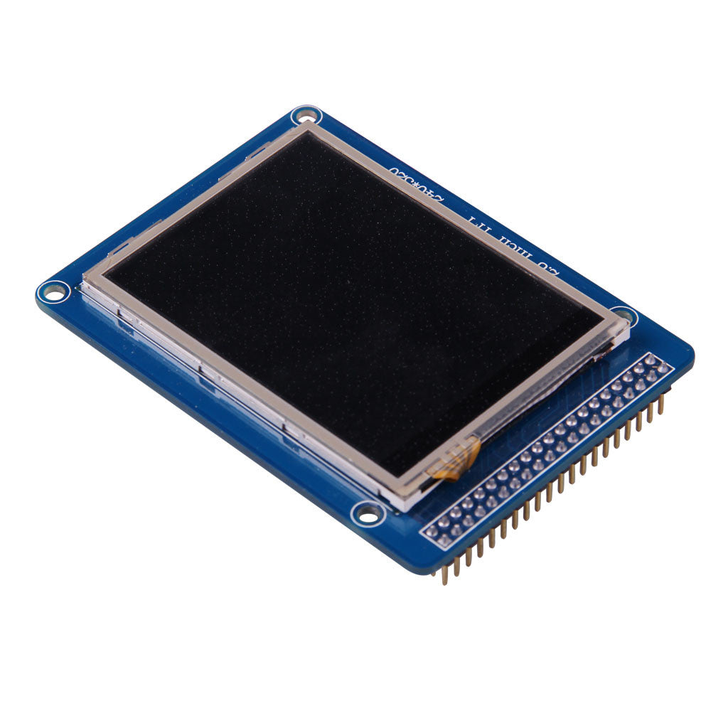 """2 8"""" 240x320 TFT LCD Display Module With Resistive Touch For Arduino And  mbed - MCU"""