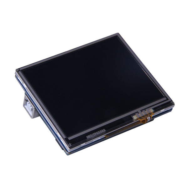 "3.5"" 320x240 TFT LCD Display Module With Resistive Touch For Arduino And mbed - SPI, 4MB Flash"