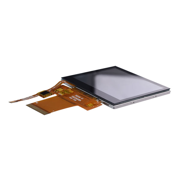 "2.6"" 320x240 Display Panel with Capacitive Touch - SPI, MCU, RGB"