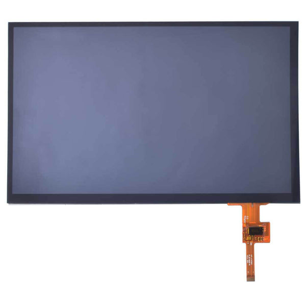 "10.1"" 1280x800 IPS Display with 10 points Capacitive Touch (USB Touch Interface)-LVDS"