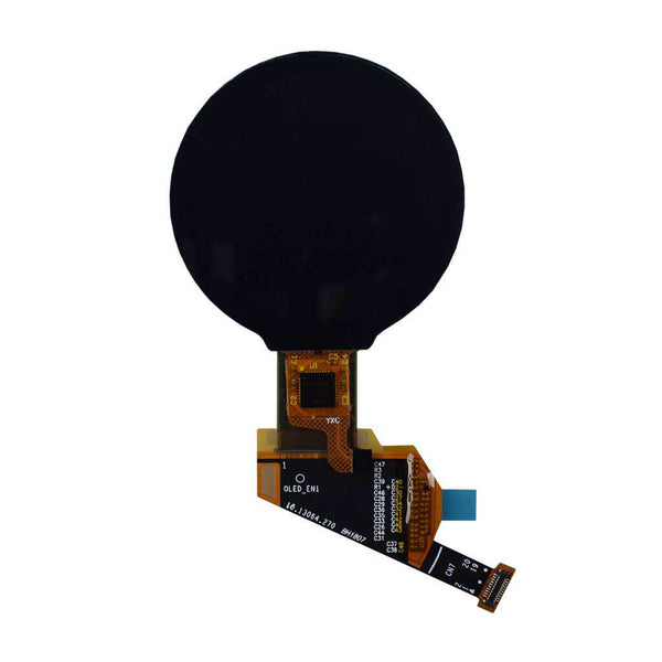 "1.39"" 400 X 400 Full Color Round AMOLED Display Panel With Capacitive Touch-MIPI"