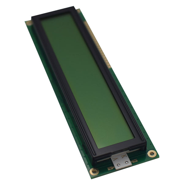 "4.9"" 202x32 Industrial Yellow Green Graphic LCD - MCU"