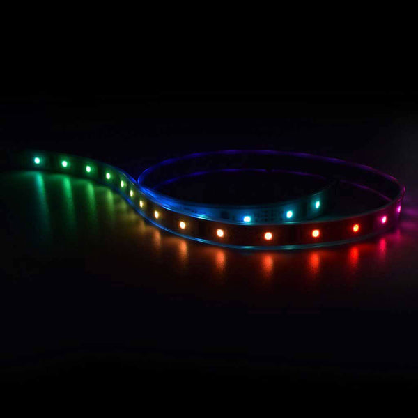 Digital RGB LED Strip with LPD8806 32 LED Per Meter - White