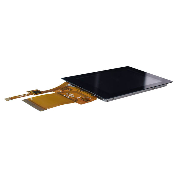 "2.8"" IPS 240x320 TFT LCD Display Panel with Capacitive Touch - SPI, MCU, RGB"