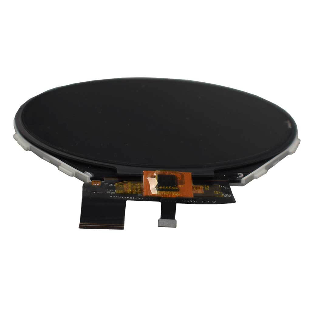 """3 4"""" 800x800 Round Screen Display Panel with Capacitive Touch -MIPI"""