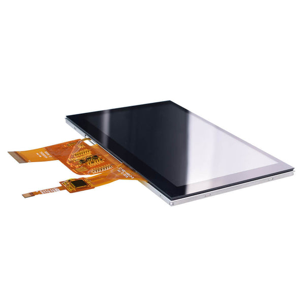 "5.0""  IPS 800x480 Display Panel With Capacitive Touch - LVDS"
