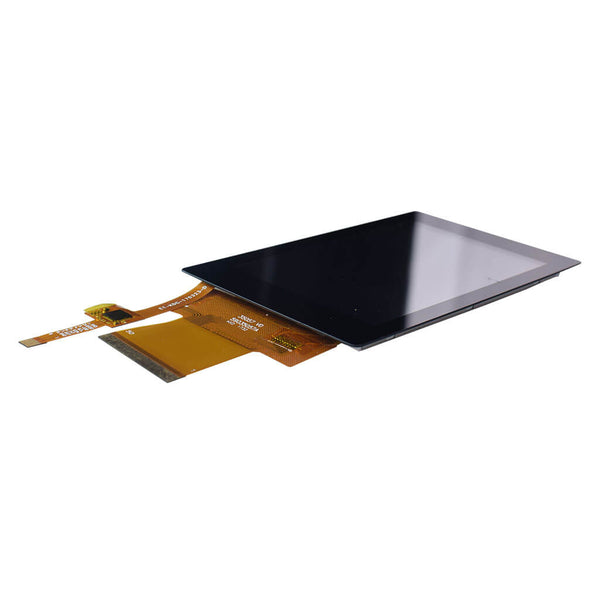 "3.5"" IPS 320x480 Display Panel with Capacitive Touch - SPI, MCU, RGB"