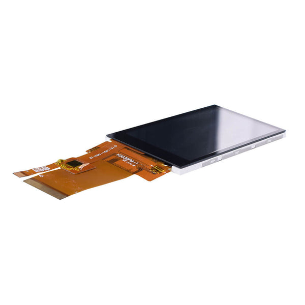"3.0"" IPS 240x400 Display Panel with Capacitive Touch - SPI, MCU, RGB"