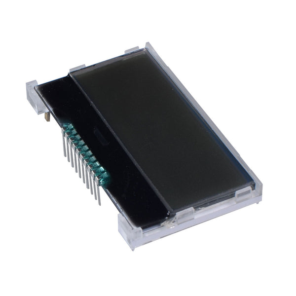16x2  COG Character LCD - SPI