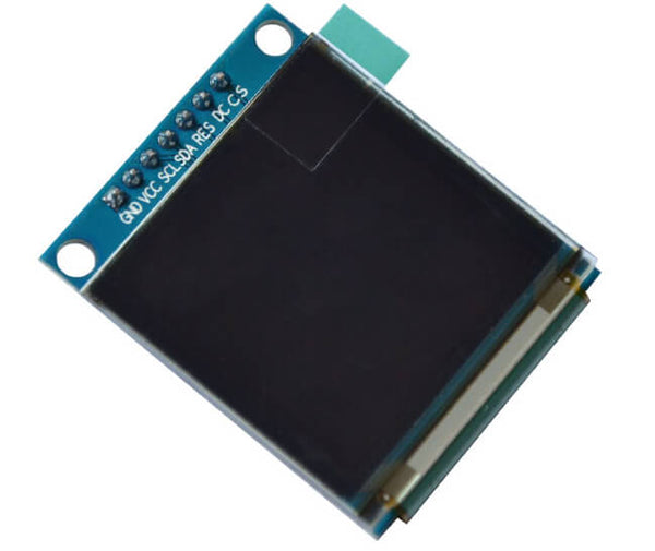 "1.5"" 128x128 RGB Color OLED Display Module - SPI"