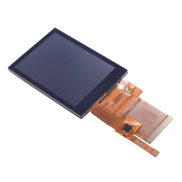 "2.8"" 240x320 TFT LCD Display Panel with Capacitive Touch - SPI, MCU, RGB"