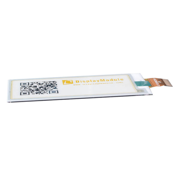 "2.9"" 296 x 128 Three Color E-Ink Paper - SPI"
