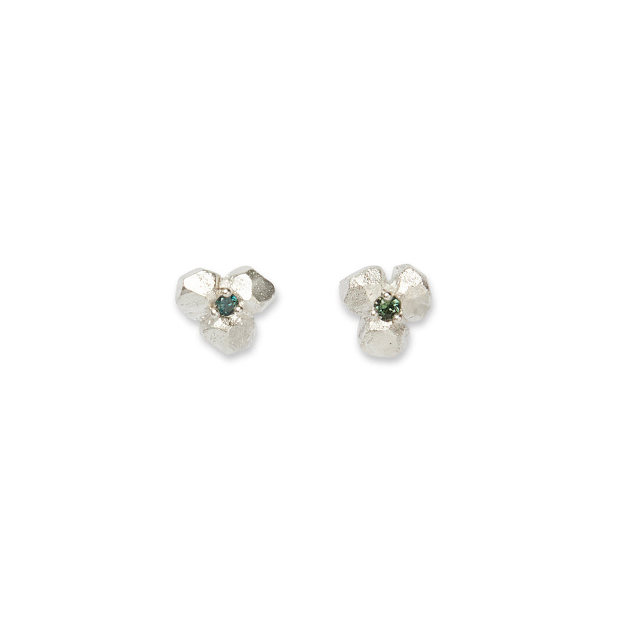 The Frederick studs - Silver