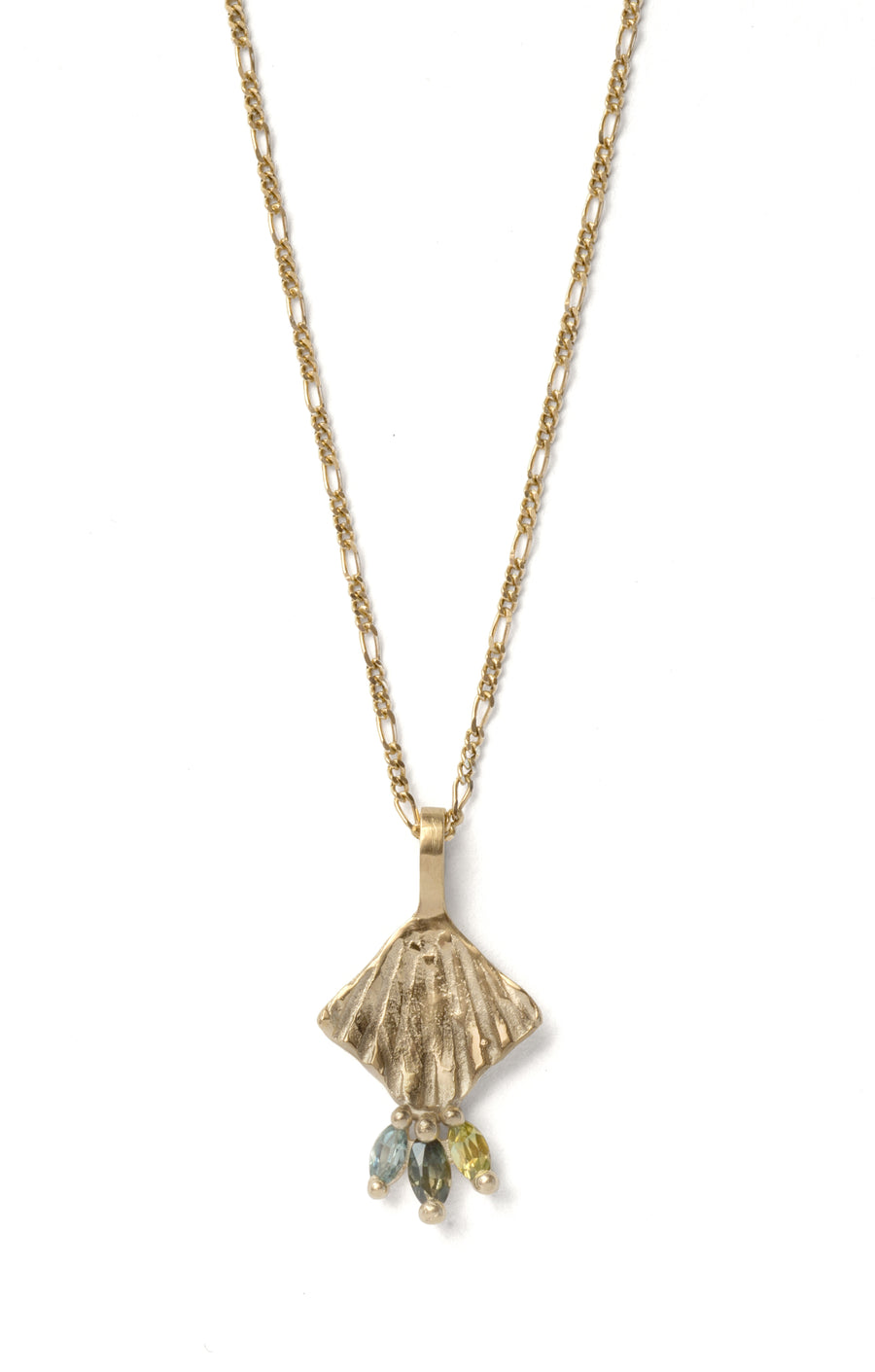 The Cannes Necklace - 9ct Gold.