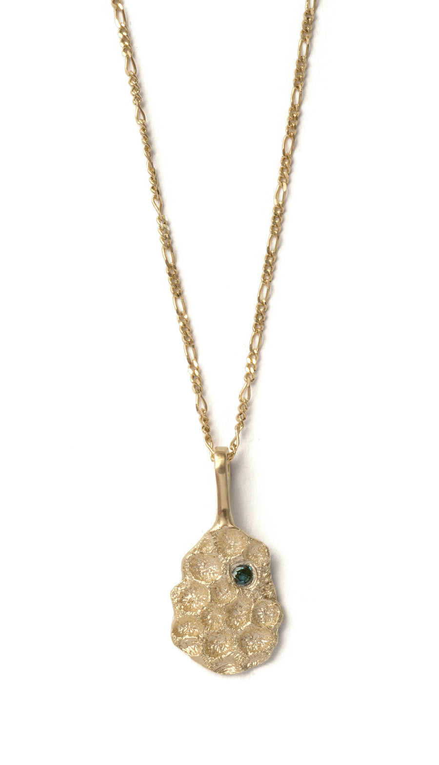 The Monterosso Necklace - 9ct Gold