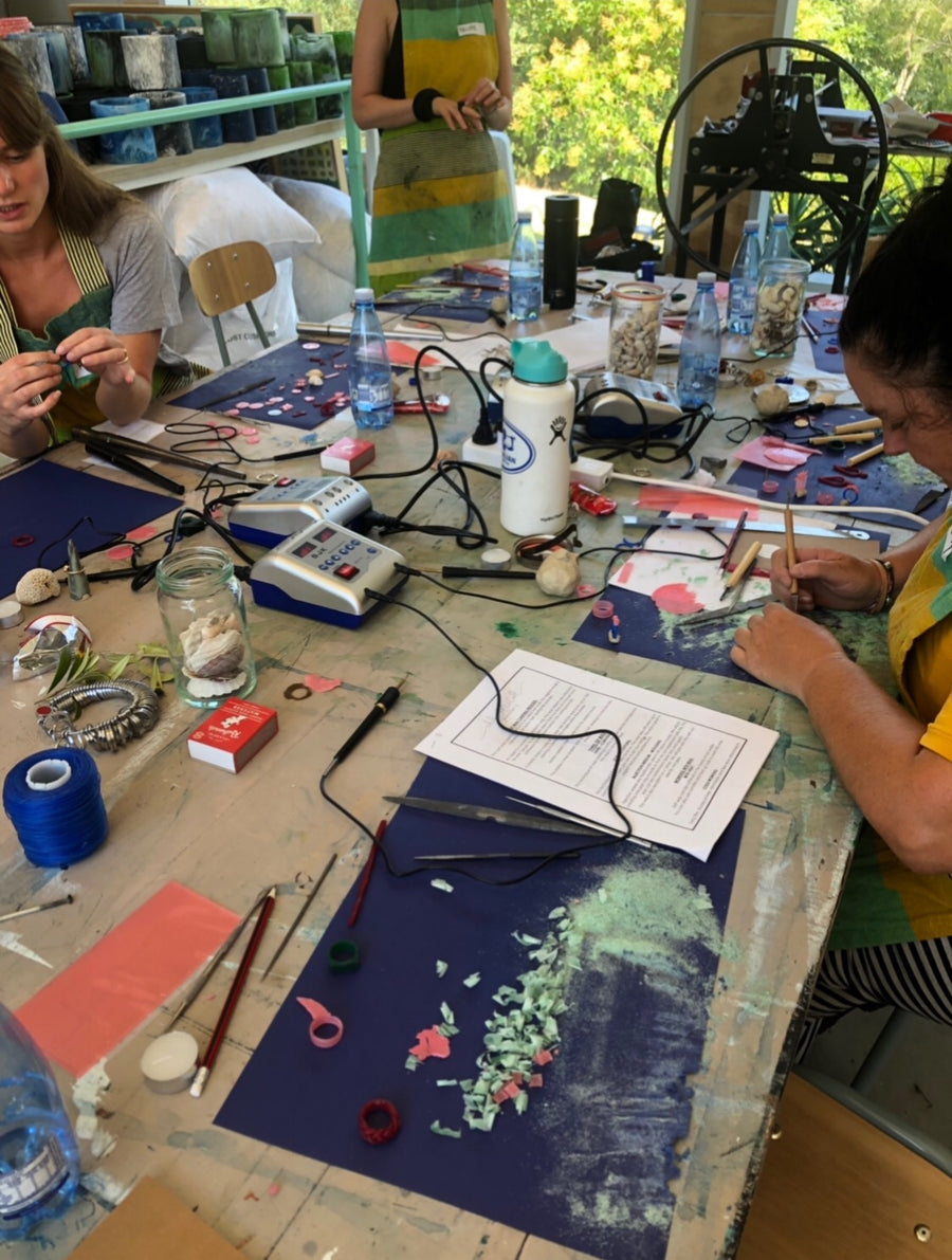 Wax Carving Jewellery Workshop - Saturday the 10th of August 2019