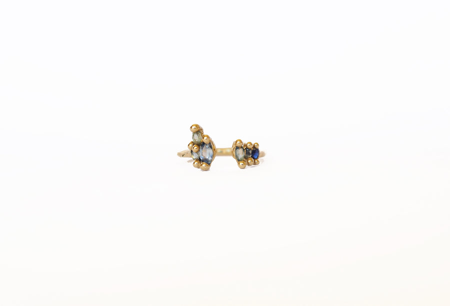The Ana Ring - 9ct Gold