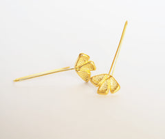 Cheviot dangles - Gold Plated