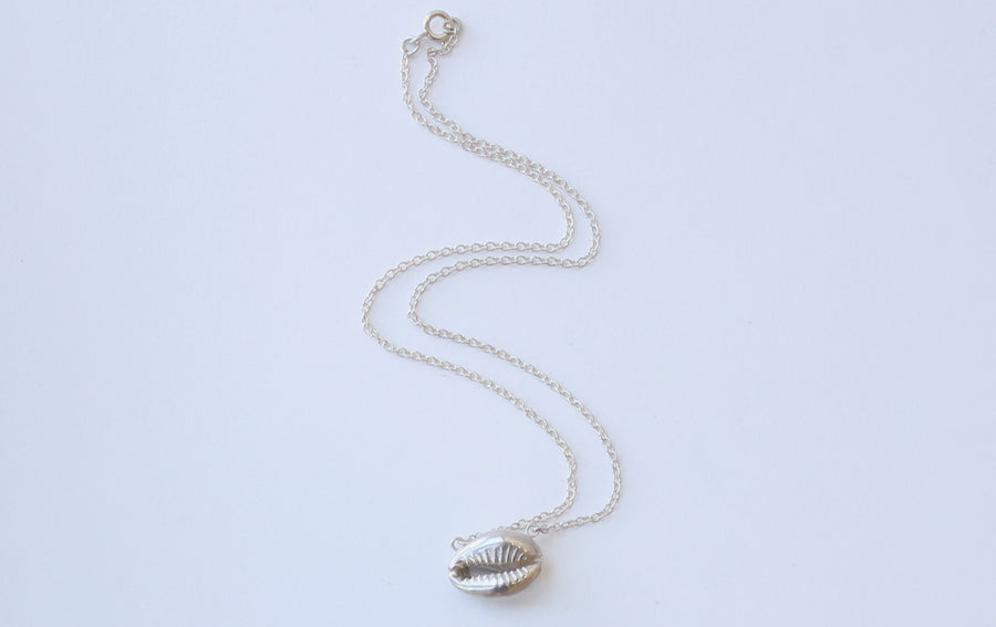 Cowrie Shell Necklace Large