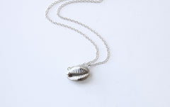 Cowrie Shell Necklace Small