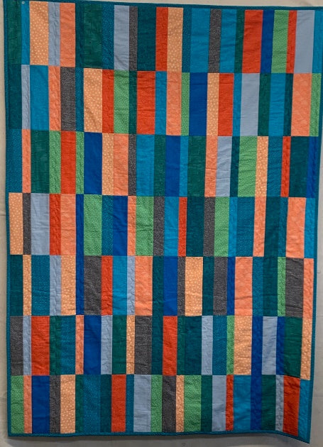 **Zoom Class** Beginning Quilting High Rise