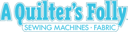 A Quilter's Folly Logo