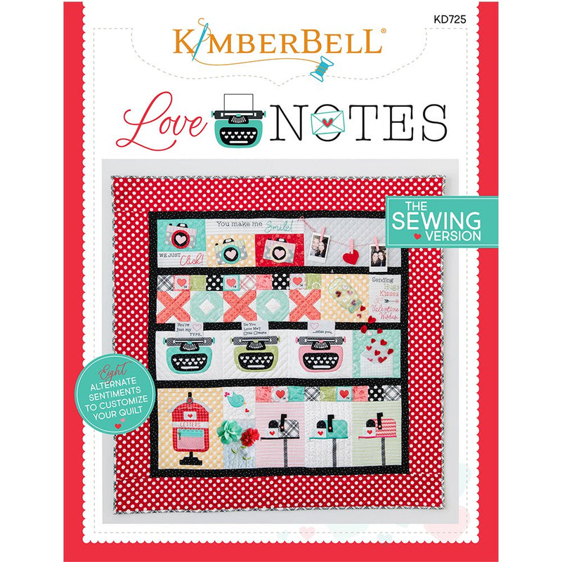 Kimberbell Love Notes for Sewing