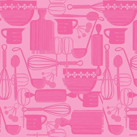 Kitchy Kitchen Pink