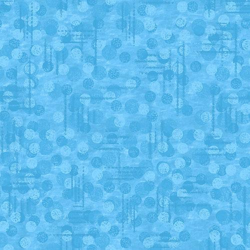 Jot Dot Powder Blue