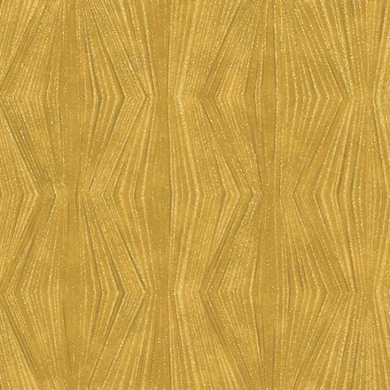 Tree Traditions Metallic Gold Geometric Lines
