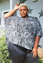 Load image into Gallery viewer, Plus Size Crepe Top
