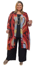 Load image into Gallery viewer, Chic Plus Size Duster