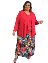 Load image into Gallery viewer, Plus Size Aline Skirt