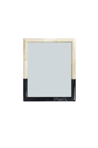 8x10 Color Block Bone Frame