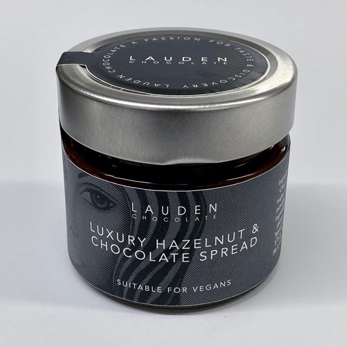 Luxury Hazelnut and Chocolate Spread