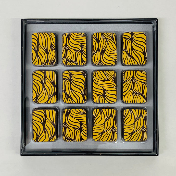 Banana Caramel Chocolates