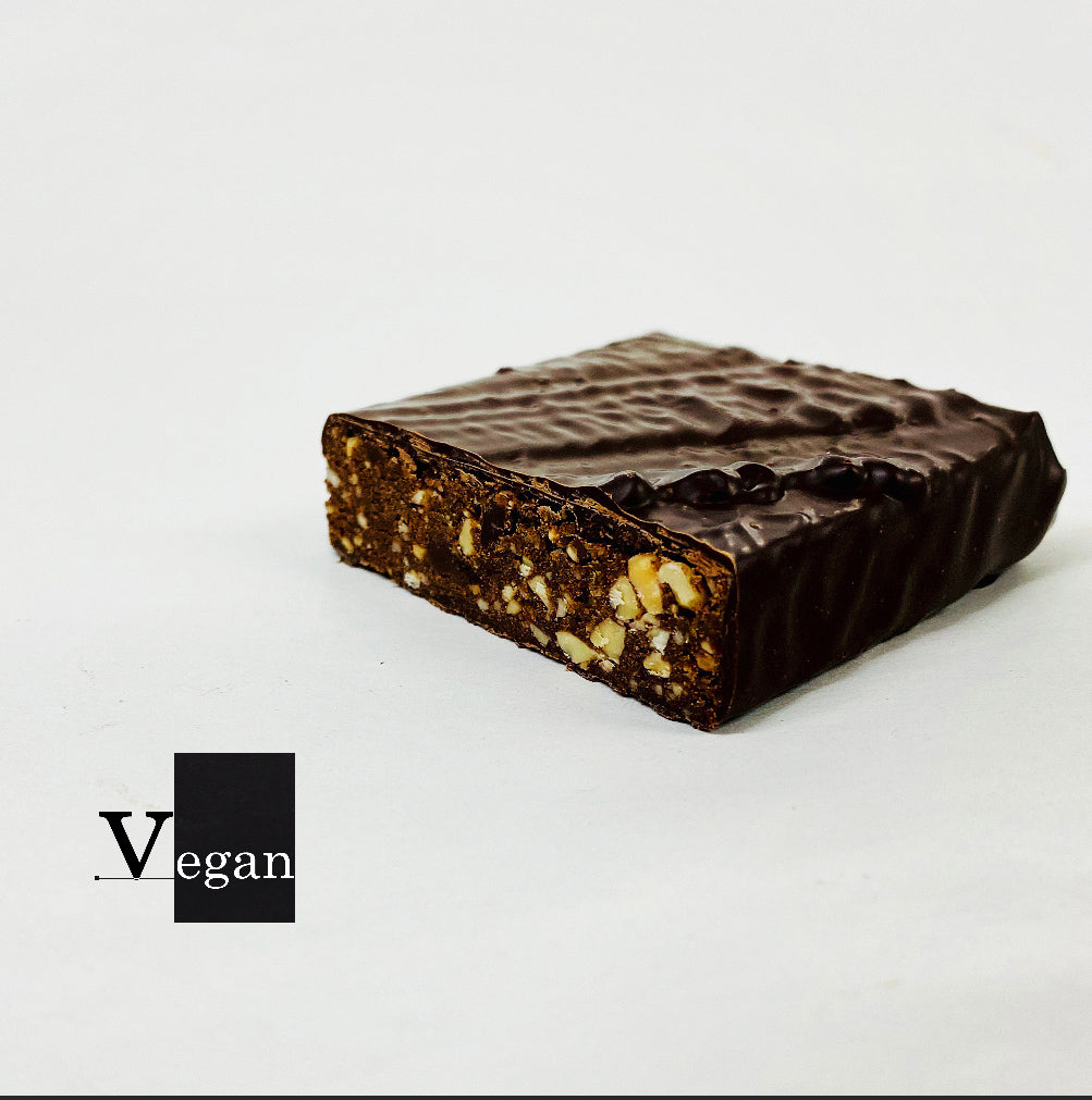 No Compromise V Bar - Vegan clean snacking