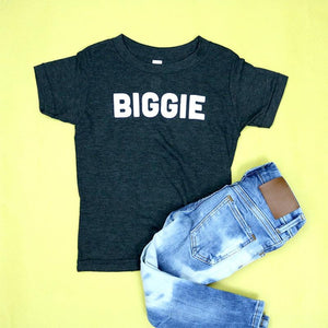 Biggie Smalls Matching Kids Unisex Tee (BIGGIE)