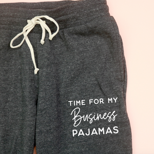 Business Pajamas Sweatpants