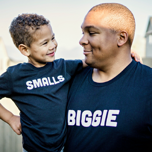 Biggie Smalls Matching Unisex Adult Tee (BIGGIE)